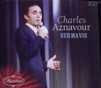 Cover Charles Aznavour - Sur ma vie [2CD]